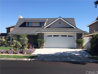 108 Yale Lane, Seal Beach, CA 90740 - MLS#: PW18226673