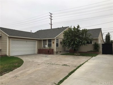 1321 S Hampstead Street, Anaheim, CA 92802 - MLS#: PW18226778