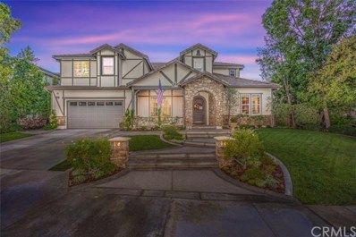 4657 Ponderosa Way, Yorba Linda, CA 92886 - MLS#: PW18226999