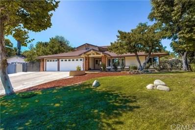 7171 Sarsaparilla Drive, Corona, CA 92881 - MLS#: PW18227913