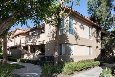 5350 Silver Canyon Road UNIT 12E, Yorba Linda, CA 92887 - MLS#: PW18228153