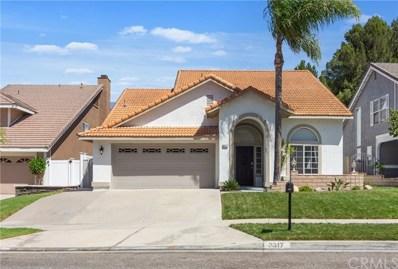 3317 Deaver Drive, Corona, CA 92882 - MLS#: PW18228685