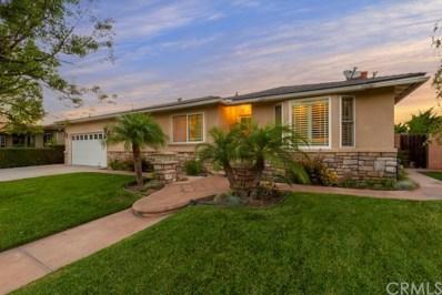 2327 E Alden Avenue, Anaheim, CA 92806 - MLS#: PW18228821