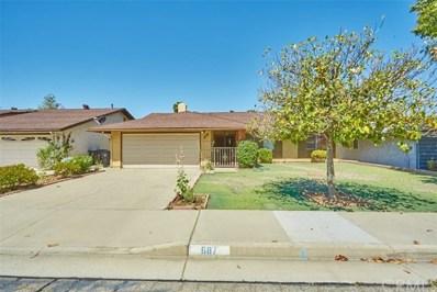 687 Wildwood Drive, Hemet, CA 92543 - MLS#: PW18229126