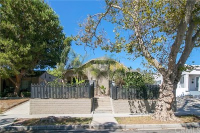 1011 S Plymouth Boulevard, Los Angeles, CA 90019 - MLS#: PW18229200