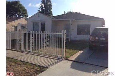 11117 Ruthelen Street, Los Angeles, CA 90047 - MLS#: PW18229288