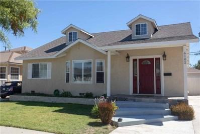 6102 Eberle Street, Lakewood, CA 90713 - MLS#: PW18229689