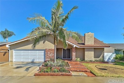 18762 Capense Street, Fountain Valley, CA 92708 - MLS#: PW18229832