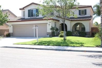 13901 Burrage Street, Eastvale, CA 92880 - MLS#: PW18229918