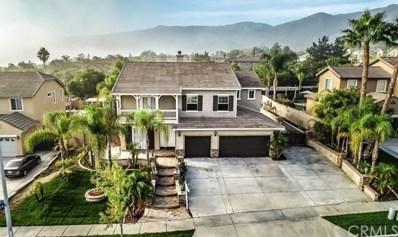 1708 Paseo Vista Street, Corona, CA 92881 - MLS#: PW18230009
