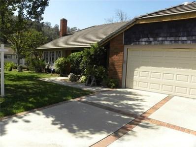 4537 Pala Mesa Drive, Whittier, CA 90601 - MLS#: PW18230299