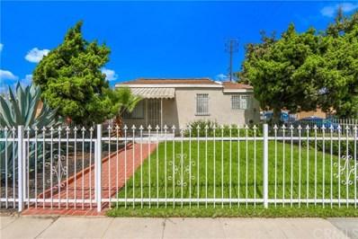 859 E 87th Street, Los Angeles, CA 90002 - MLS#: PW18230380