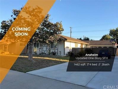 3104 W Glen Holly Drive, Anaheim, CA 92804 - MLS#: PW18230469