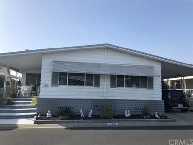 1400 S Sunki Street UNIT 129, Anaheim, CA 92806 - MLS#: PW18230573