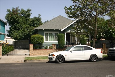 611 E Walnut Street, Santa Ana, CA 92701 - MLS#: PW18231027