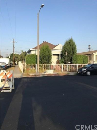 5555 Duarte Street, Los Angeles, CA 90058 - MLS#: PW18231437