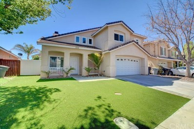 1335 Abbey Pines Drive, Perris, CA 92571 - MLS#: PW18231620