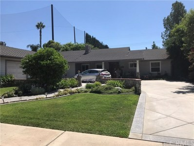 836 E Cumberland Road, Orange, CA 92865 - MLS#: PW18232367