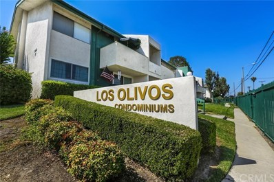 15225 Santa Gertrudes Avenue UNIT P102, La Mirada, CA 90638 - MLS#: PW18232479