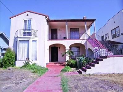 1361 W 35th Street, Los Angeles, CA 90007 - MLS#: PW18233203