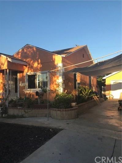 2221 Hickory Street, Santa Ana, CA 92707 - MLS#: PW18233413
