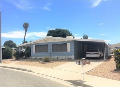 1535 Sonora Drive, Hemet, CA 92543 - MLS#: PW18233668