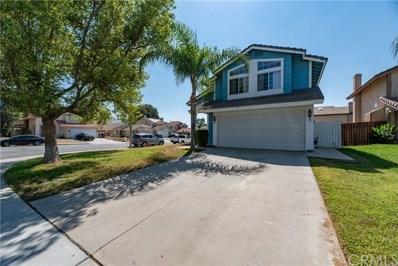25129 Middlebrook Way, Moreno Valley, CA 92551 - MLS#: PW18234037