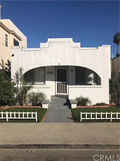 58 La Verne Avenue, Long Beach, CA 90803 - MLS#: PW18234107