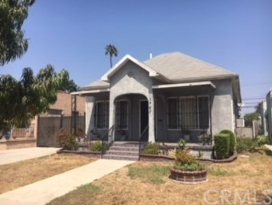 1707 W 83rd Street, Los Angeles, CA 90047 - MLS#: PW18234131