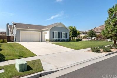 2760 Wycliffe Street, Corona, CA 92879 - MLS#: PW18234176