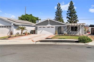 1810 N Budlong Circle, Anaheim, CA 92807 - MLS#: PW18234192