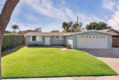 1262 Halladay Street, Santa Ana, CA 92707 - MLS#: PW18234812