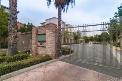 500 N Willowbrook Avenue UNIT H5, Compton, CA 90220 - MLS#: PW18235155
