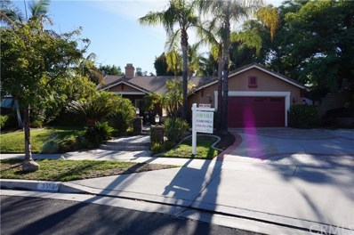 3585 Ambrose Circle, Corona, CA 92882 - MLS#: PW18235351