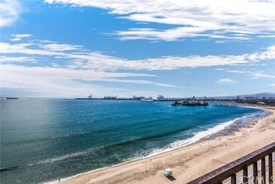 1750 E OCEAN Boulevard UNIT 1405, Long Beach, CA 90802 - MLS#: PW18235471