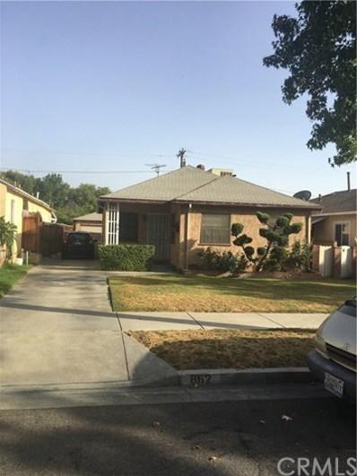 862 Fermoore Street, San Fernando, CA 91340 - MLS#: PW18236214