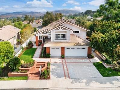 7246 E La Cumbre Drive, Orange, CA 92869 - MLS#: PW18236607