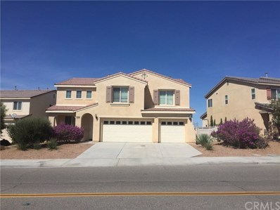 16584 Desert Willow Street, Victorville, CA 92394 - MLS#: PW18237358