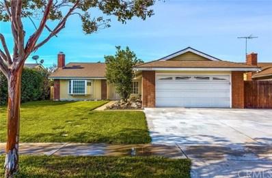 1582 Copperfield Drive, Tustin, CA 92780 - MLS#: PW18237393