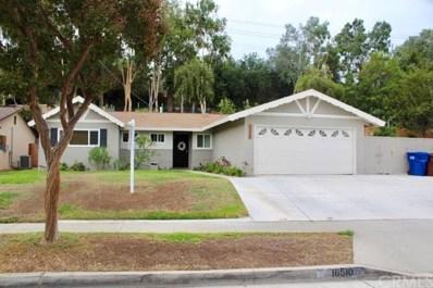 16510 Wing Lane, La Puente, CA 91744 - MLS#: PW18238003