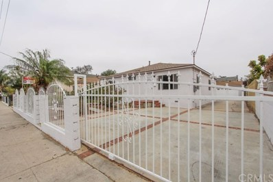 1629 W 205th Street, Torrance, CA 90501 - MLS#: PW18238055