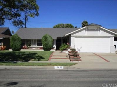 15402 Cascade Lane, Huntington Beach, CA 92647 - MLS#: PW18238115