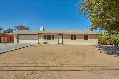 15866 Sitting Bull Street, Victorville, CA 92395 - MLS#: PW18238174
