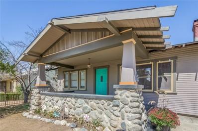 535 E Jefferson Avenue, Pomona, CA 91767 - MLS#: PW18238533