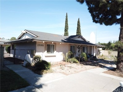 2599 E Ward Terrace, Anaheim, CA 92806 - MLS#: PW18238702