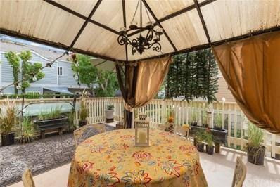 290 Victoria Street UNIT C1, Costa Mesa, CA 92627 - MLS#: PW18240457