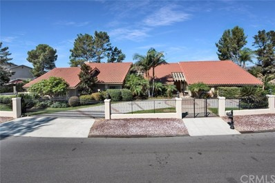 1064 N Ridgeline Road, Orange, CA 92869 - MLS#: PW18240805