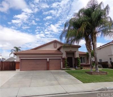 25276 Robinson Creek Lane, Menifee, CA 92584 - MLS#: PW18240874