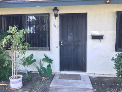 948 Eastwind Drive, Placentia, CA 92870 - MLS#: PW18241573