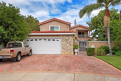 1105 E Avalon Avenue, Santa Ana, CA 92705 - MLS#: PW18241577